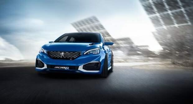 «Лев» подсядет на адреналин: Peugeot готовит сногсшибательную новинку