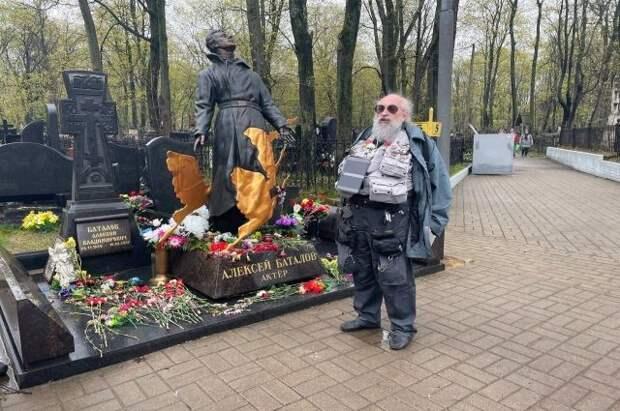 Вассерман провел первую экскурсию в рамках проекта «Исторические прогулки»