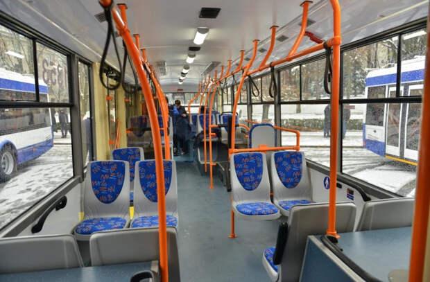 Расписание троллейбуса 34 будет изменено