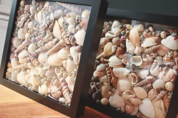 Фото 6 Море хендмейда: что можно сделать из ракушек? 95+ потрясающих идей для дома
