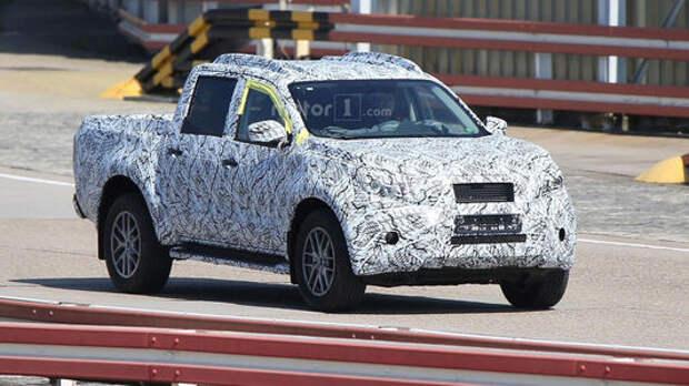 Америку забыли: новые подробности о пикапе Mercedes-Benz