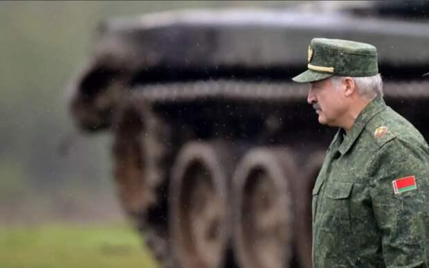 Военная измена Путину со стороны Лукашенко приведёт к вторжению Польши в Белоруссию