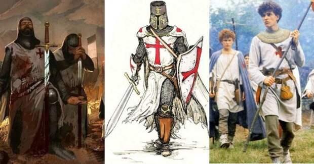 О крестоносцах начистоту: интересные факты о крестовых походах urban, крестоносцы, папа римский, походы, так хочет бог, христиане