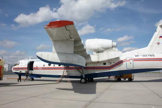 Бе-200 получит сборку с российско-французским двигателем вместо украинского — Мантуров