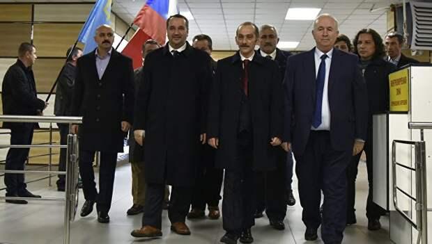 Глава турецкой делегации назвал ложью данные о притеснении крымских татар