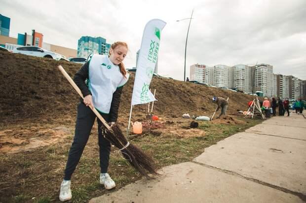 Нижегородская область вошла вТОП-10 самых активных регионов Всероссийской акции «ГЕН уборки»