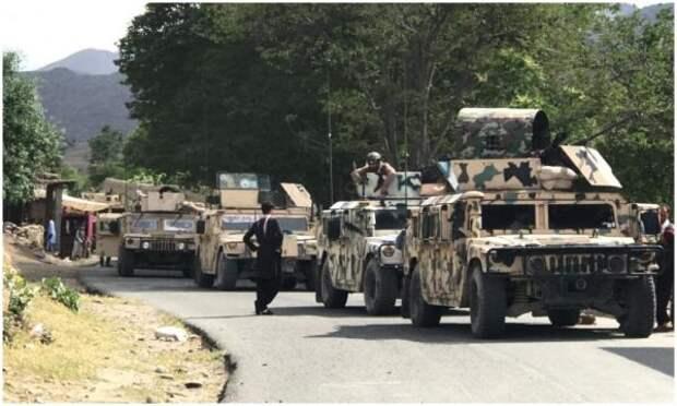 Афганская армия атакует талибов вбольшинстве провинций страны