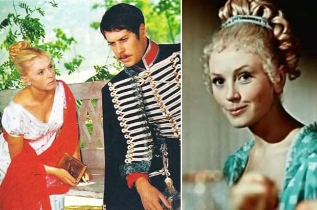 Кадры из фильма *Метель*, 1964   Фото: kino-teatr.ru