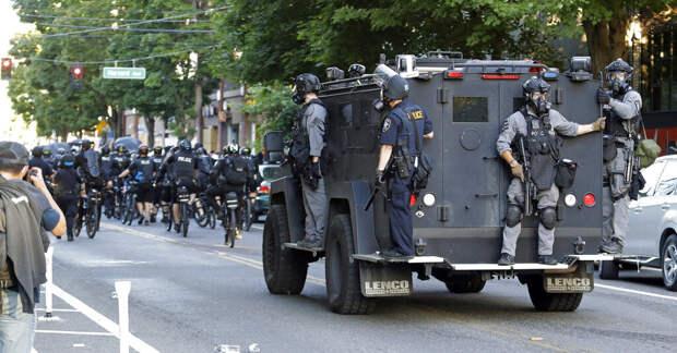 В Сиэтле отменяют полицию