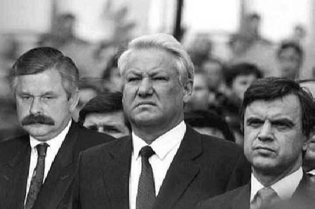 Октябрь 1993-го… путь от «Советского смутьяна» до «Власть имеющего»