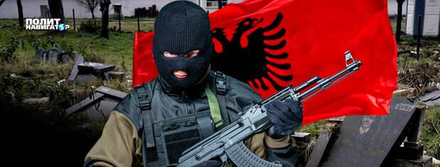 Албанцы осквернили сербское православное кладбище в Косово