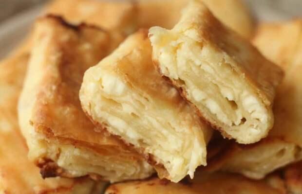 Сладкий пирог из лаваша и творога. Вкуснейшая выпечка за 10 минут к завтраку и не только 6