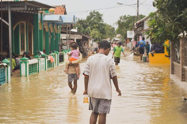 Около 40 человек погибли от урагана «Тауктаэ» в Индии