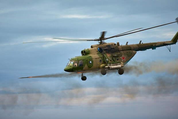 Вертолет с гибридной силовой установкой разрабатывают в России