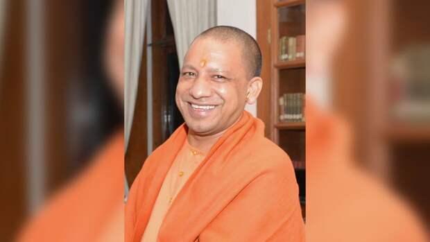 Главный министр штата Уттар Прадеш Йоги Адитьянатх