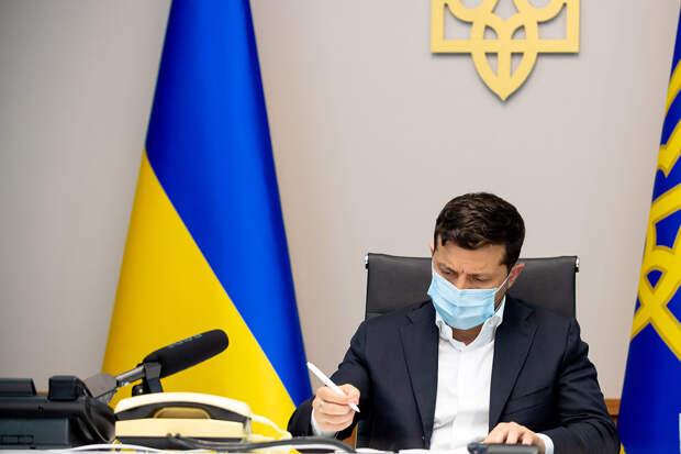 Киев утвердил стратегию военной безопасности для «возвращения» Крыма