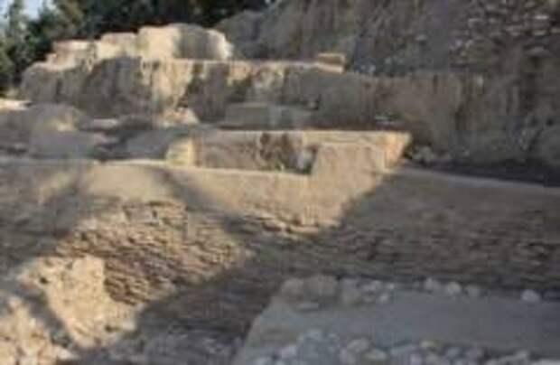 7000-летняя цитадель обнаружена в Турции