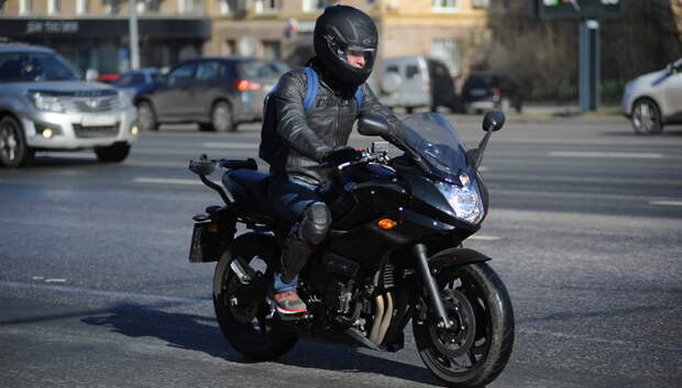Число нарушений ПДД мотоциклистами выросло в Подмосковье в 5,5 раза с начала года