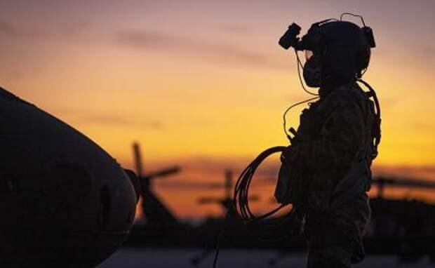 Американские «морские котики» тренируются в захвате Крыма