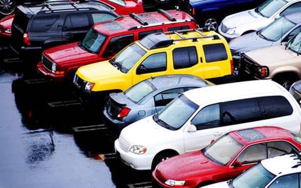 В какие регионы «уходят» из Москвы подержанные автомобили. Исследование