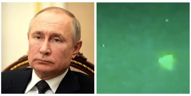 Путинские НЛО, русофрения Запада и военный бюджет на душу населения