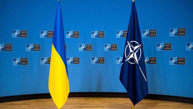 Вступление Украины в НАТО поддержали 43% ее граждан