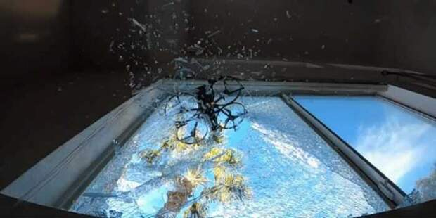 Полицию США оснастят квадрокоптерами для проникновения в здания