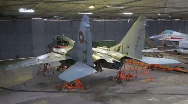Украина, Болгария, истребители МиГ-29 и возможный контрафакт
