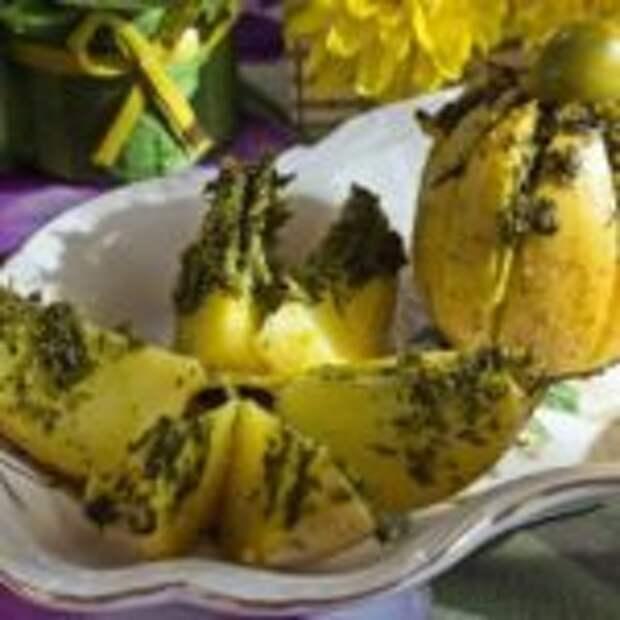 Картофельные лилии