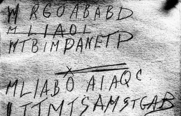 Десять самых загадочных шрифтов в истории человечества