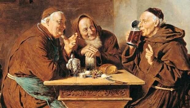 Пиво каждый день: как пережить Великий пост и не похудеть