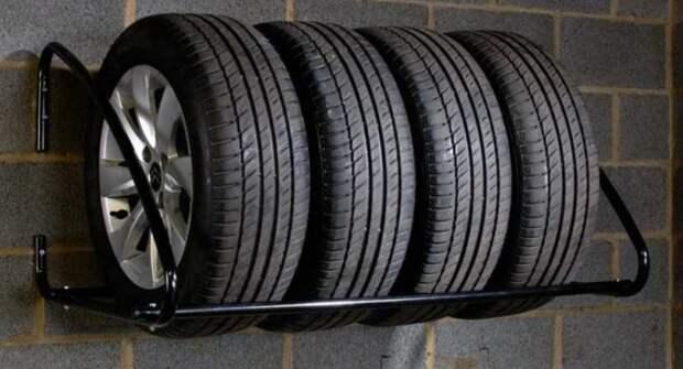Как нельзя хранить зимние шины: эксперты дали несколько советов