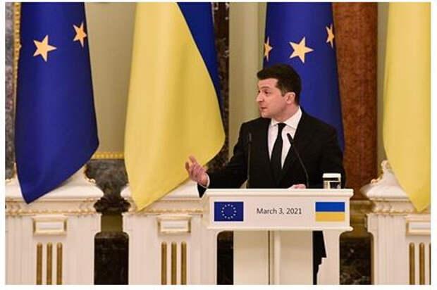 На Украине рассказали о возмутившем госсекретаря США решении Зеленского
