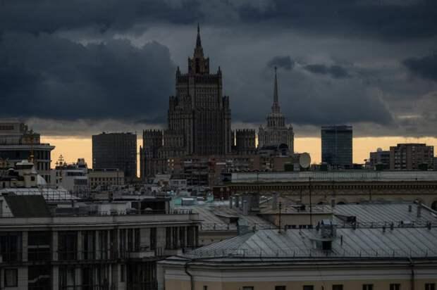 МИД РФ: Ядерная безопасность Украины приносится в угоду политическим амбициям