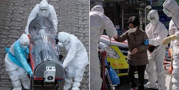 Вторая волна: в Южной Корее выявили более 100 случаев повторного заражения коронавирусом