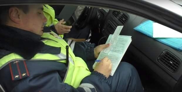 Минпромторг и ГИБДД обсуждают новое наказание для части водителей