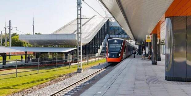 В первую неделю работы станцией МЦД-2 «Щукинская» воспользовались более 30 тысяч пассажиров