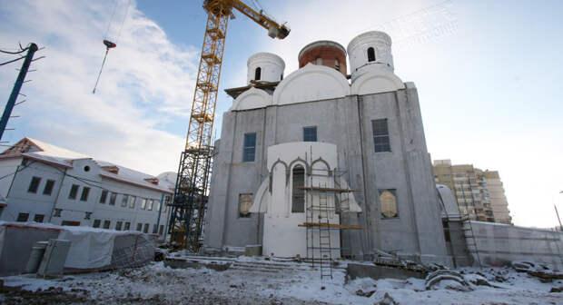 РПЦ ежегодно открывает около 1,5 тысяч храмов