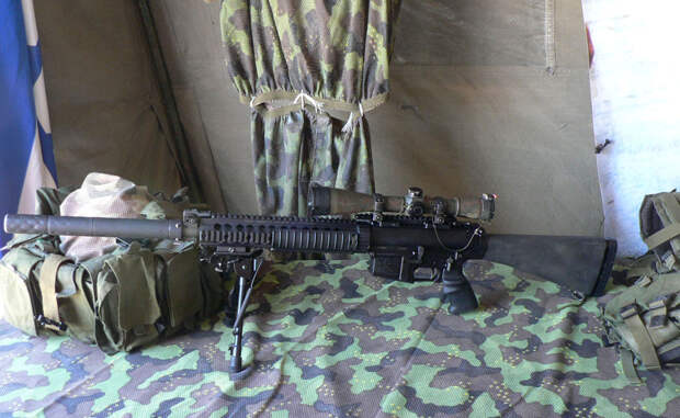 Самые выдающиеся снайперские винтовки мира