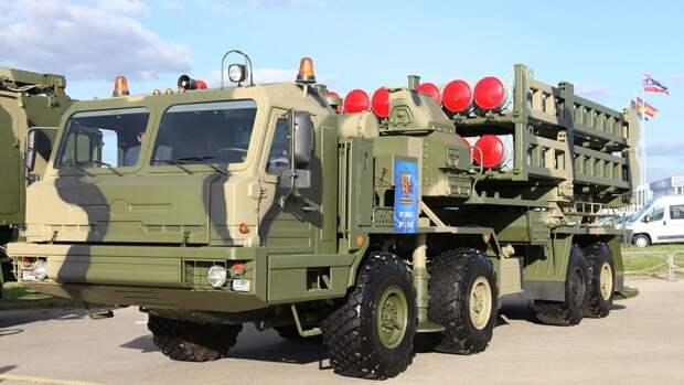 """Новый комплекс С-350 """"Витязь"""" встал на защиту юго-запада России"""