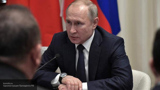 Путин заявил, что США хотят содержать Украину за счет России