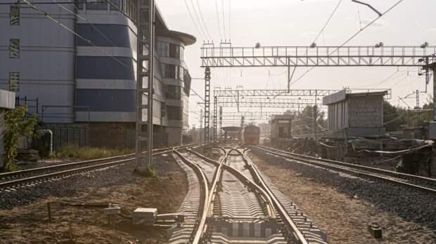 В Харькове популярную электричку отменили из-за нехватки локомотивов