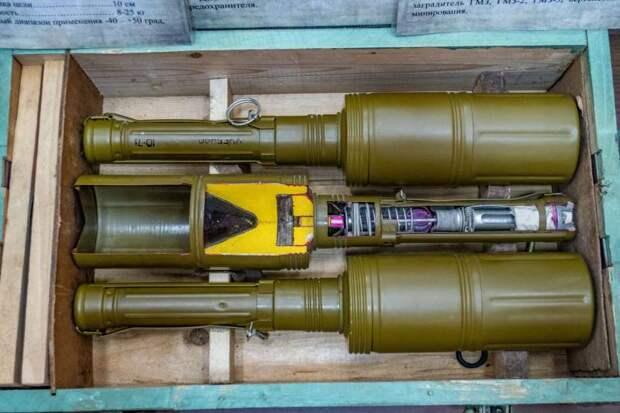 Ручные гранаты: мощность и эффективность