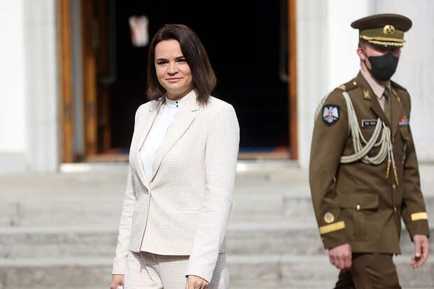 Тихановскую исключили из базы разыскиваемых лиц в России