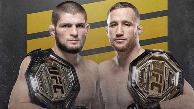 «Один из самых ожидаемых боев в истории UFC». Хабиб — Гэтжи: видеопревью