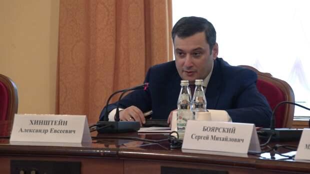 Хинштейн заявил об отсутствии охраны в казанской школе