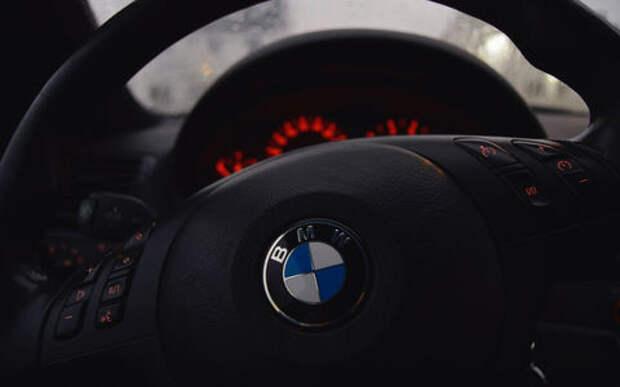 BMW отзывает автомобили для замены двигателей