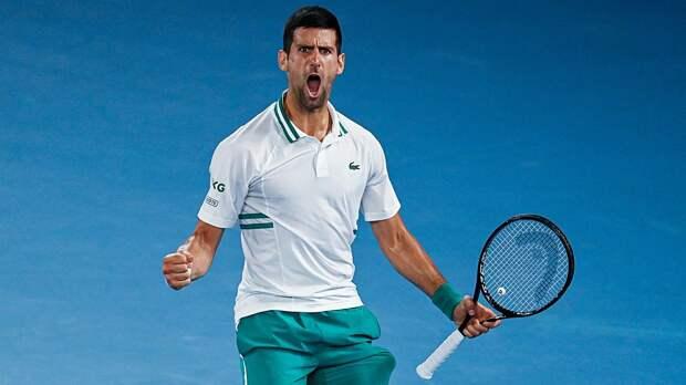 Джокович побил рекорд Федерера по количеству недель на 1-м месте рейтинга ATP