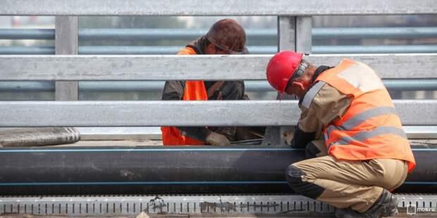 Стартовали общественные обсуждения проекта путепровода на Ленинградском шоссе