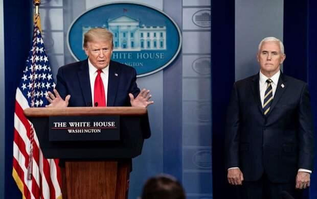 Трамп назовет кандидатуру на место судьи Гинзбург уже на следующей неделе